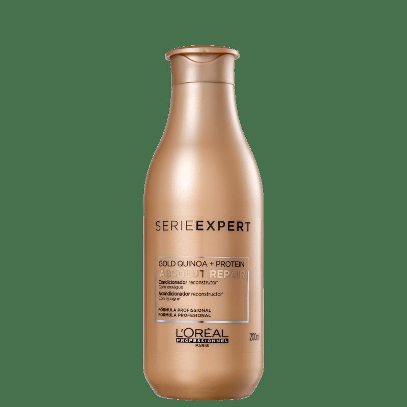 L'ORÉAL PROFESSIONNEL Gold Quinoa + Protein - Condicionador 200ml