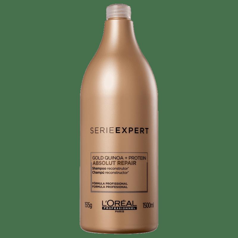L'ORÉAL PROFESSIONNEL Gold Quinoa + Protein - Shampoo 1500ml