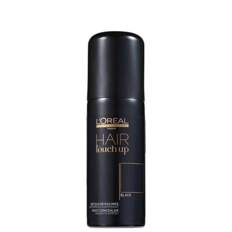 L'ORÉAL PROFESSIONNEL  Hair Touch Up Black - 75ml