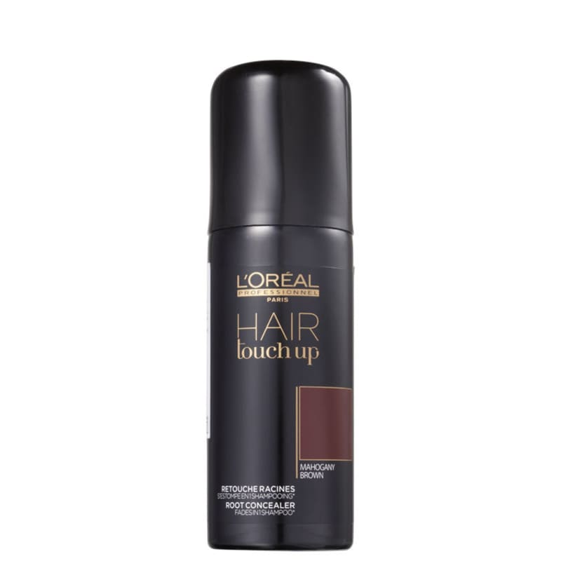 L'ORÉAL PROFESSIONNEL Hair Touch Up Mahogany Brown - 75ml