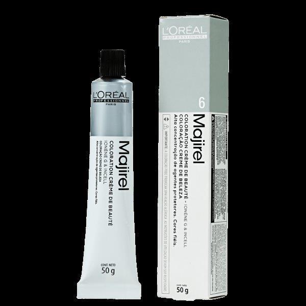 L'Oréal Professionnel Majirel 6 Louro Escuro - Coloração 50g
