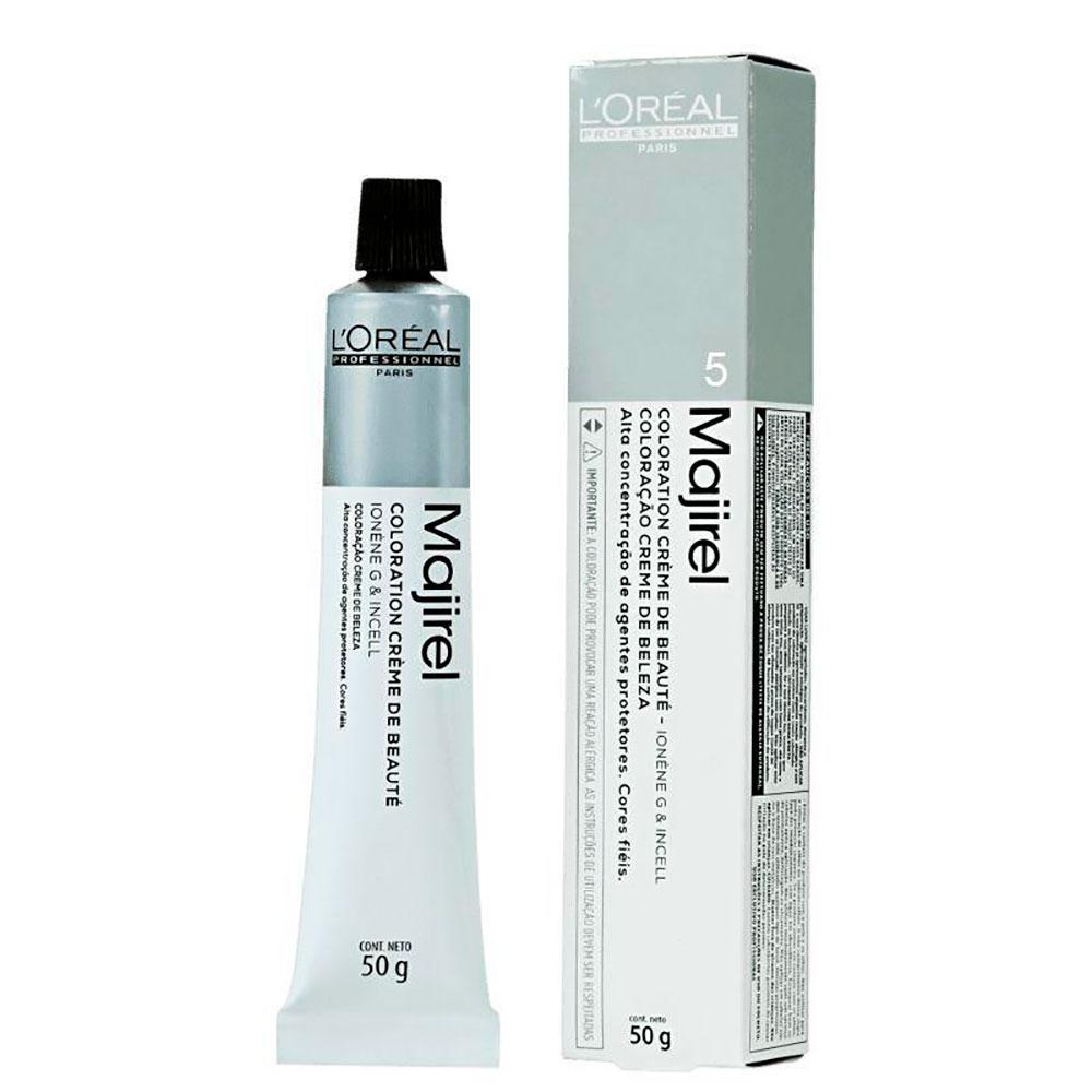 L'Oréal Professionnel Majirel Castanho Claro + Ox 20 Vol