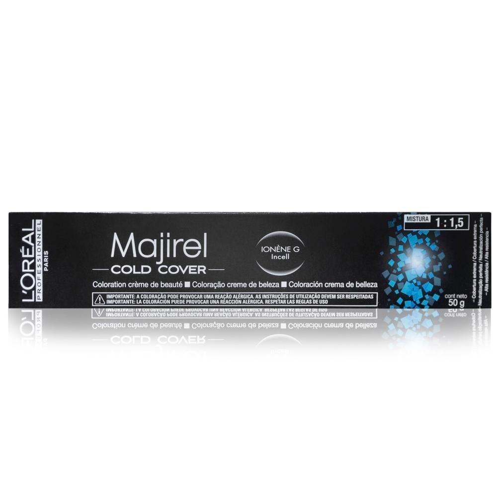 L'oreal Professionnel Majirel Cold Cover 6 Louro Escuro Coloracao 50g