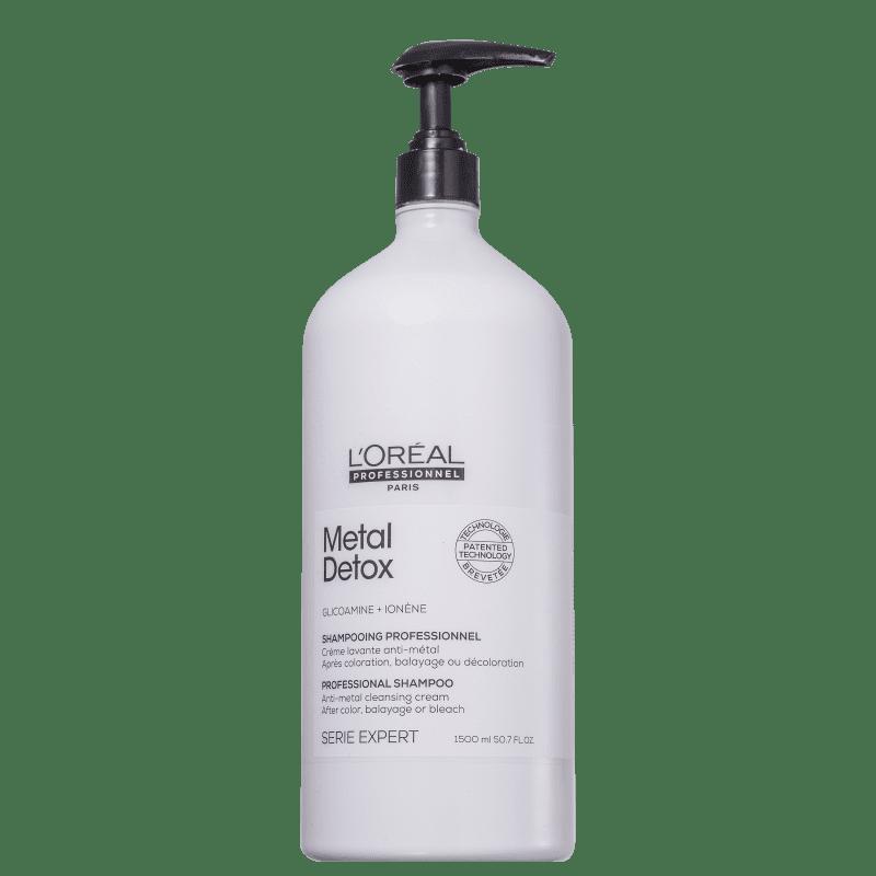 L'Oréal Professionnel Metal Detox - Shampoo 1,5 litro