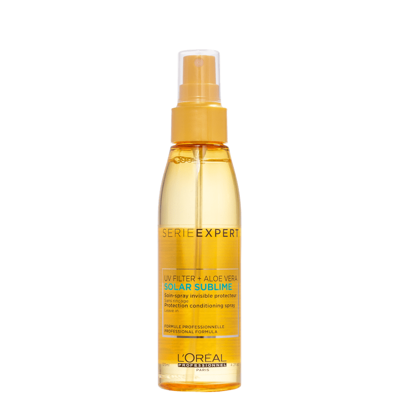 L'ORÉAL PROFESSIONNEL Serie Expert Solar Sublime UV Filter + Aloe Vera - Spray Leave-in 125ml