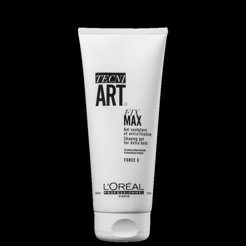 L'ORÉAL PROFESSIONNEL  Tecni Art Fix Max Force 6-Fixador 200ml