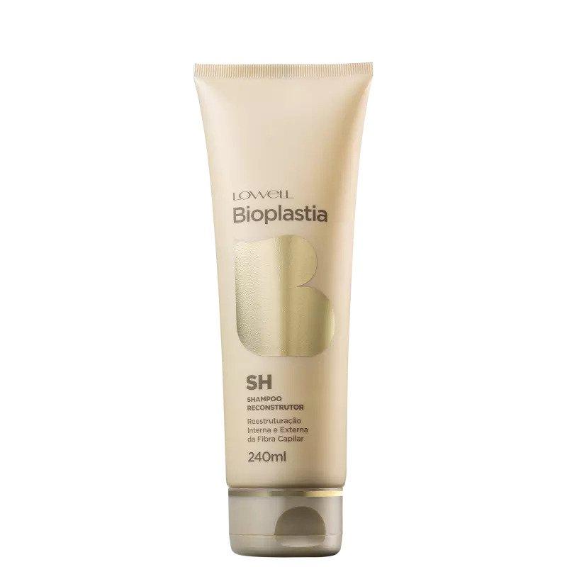 LOWELL Bioplastia Capilar Reconstrutor - Shampoo 240ml