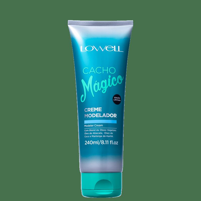 LOWELL Cacho Mágico - Creme Modelador 240ml