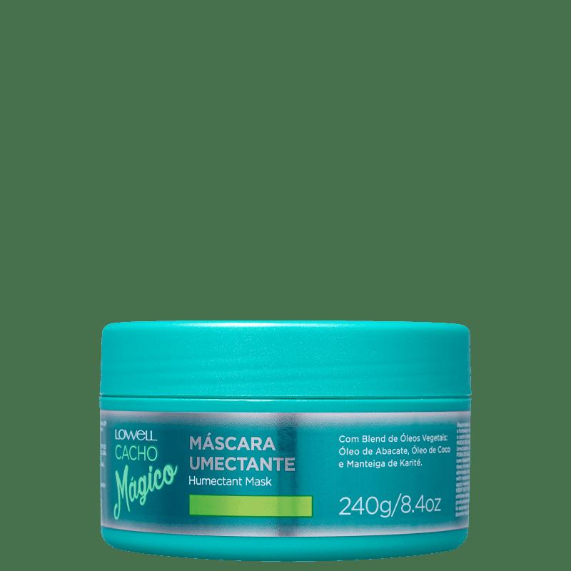 LOWELL Cacho Mágico - Máscara Umectante 240gr