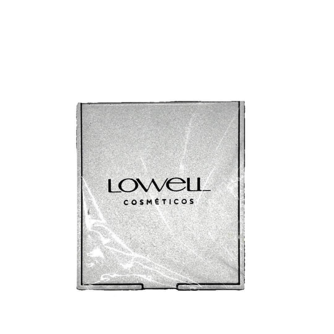 Lowell Espelho Make Prata