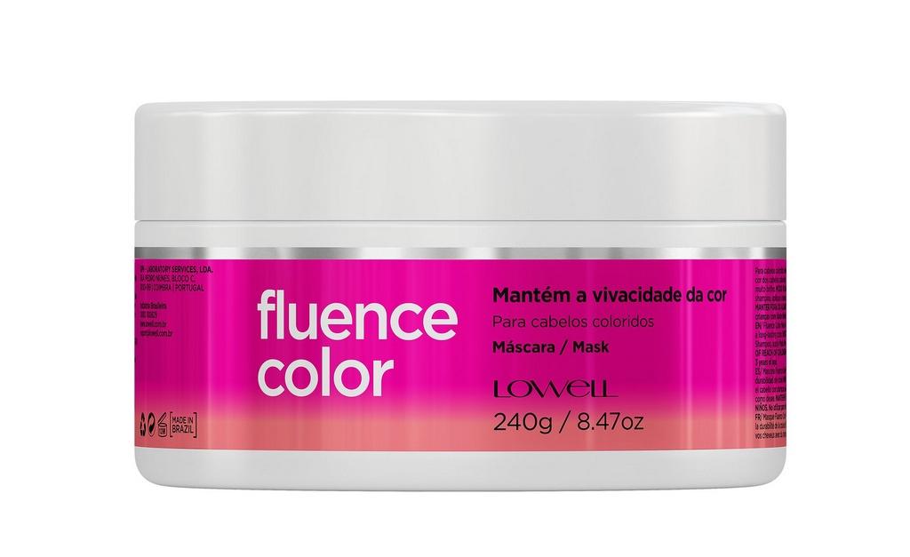 LOWELL Fluence Color - Máscara 240gr