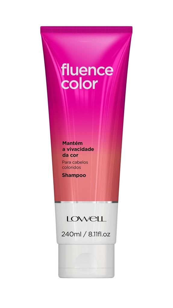 LOWELL Fluence Color - Shampoo 240ml