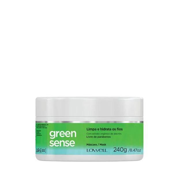 LOWELL Green Sense Máscara 240gr