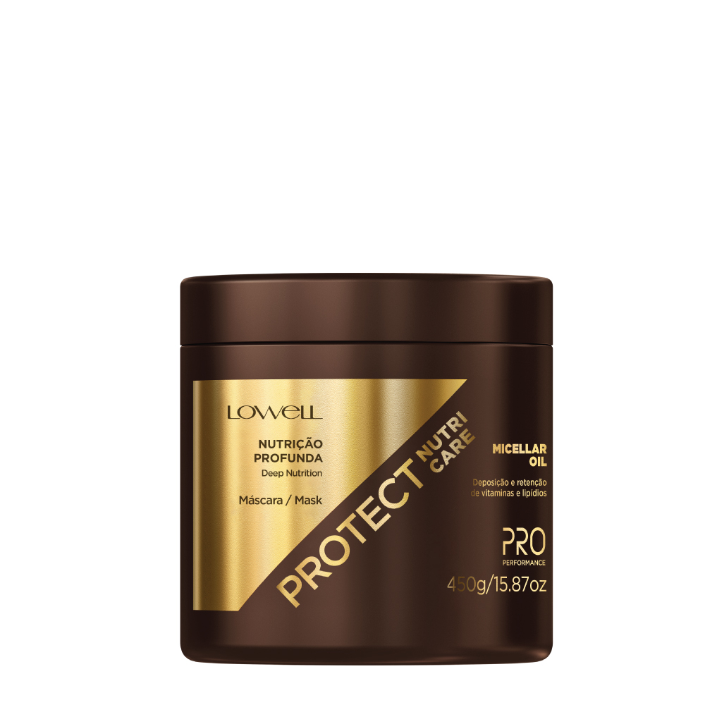 LOWELL Pro Performance Protect Nutri Care Máscara 450gr