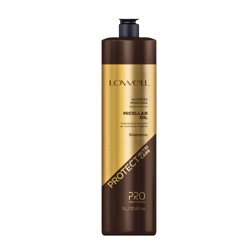 LOWELL Pro Performance Protect Nutri Care Shampoo 1000ml