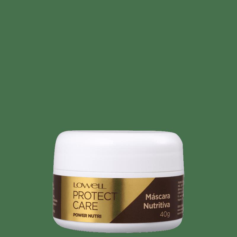 LOWELL Protect Care Power Nutri Mini - Máscara 40gr