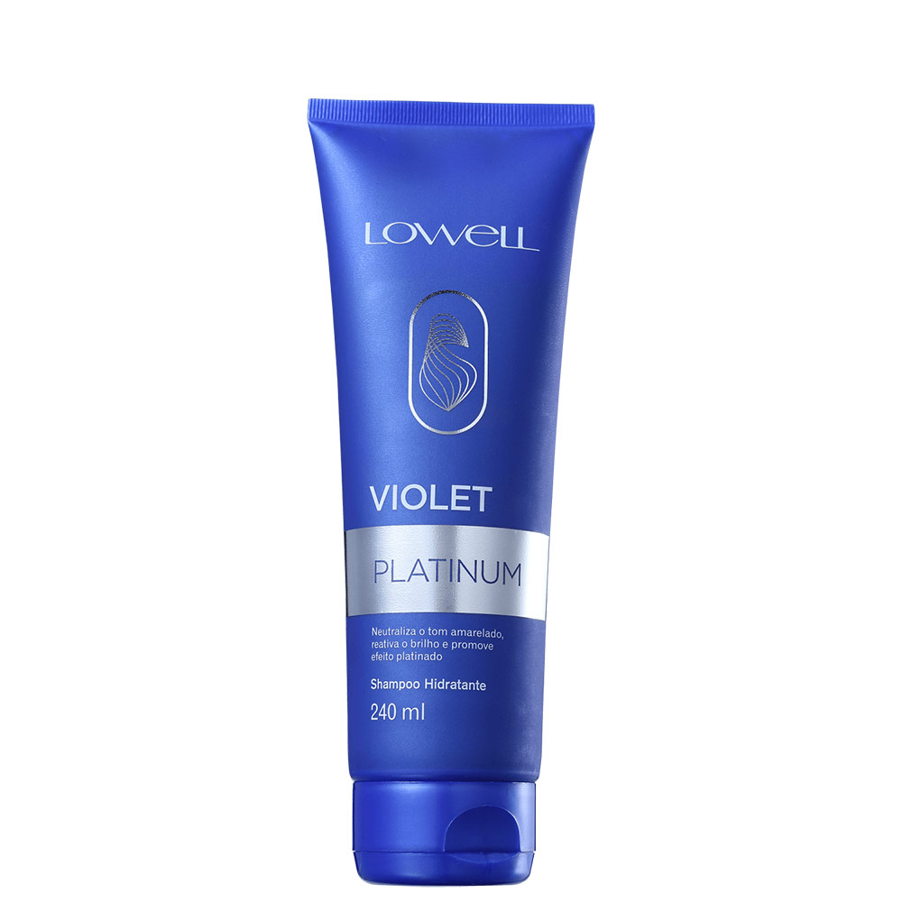 Lowell Violet Platinum - Shampoo 240ml