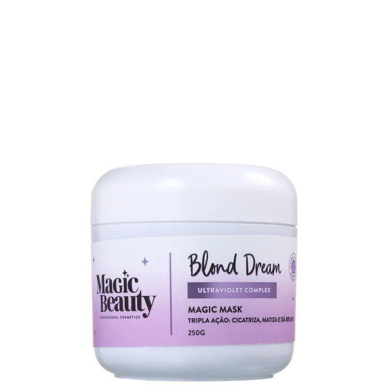 MAGIC BEAUTY Blond Dream - Máscara Capilar 250gr