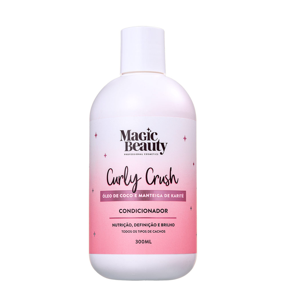 Magic Beauty Curly Crush - Condicionador 300ml