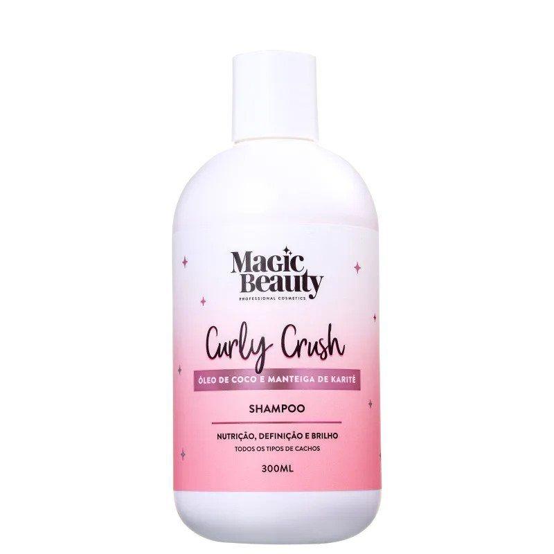 MAGIC BEAUTY Curly Crush - Shampoo 300ml