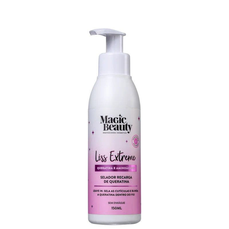 MAGIC BEAUTY Liss Extreme Queratina - Leave-in 150ml
