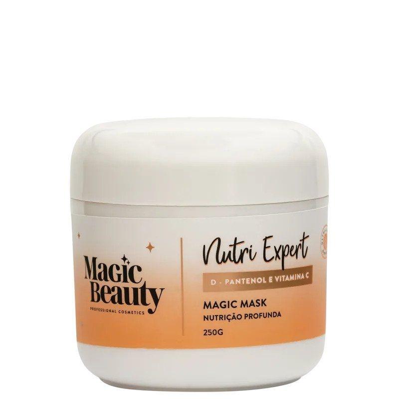 MAGIC BEAUTY Nutri Expert - Máscara Capilar 250gr