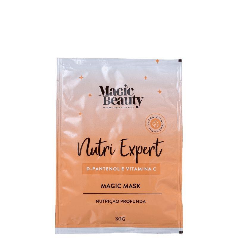 MAGIC BEAUTY Nutri Expert - Máscara Capilar Sachê 30g