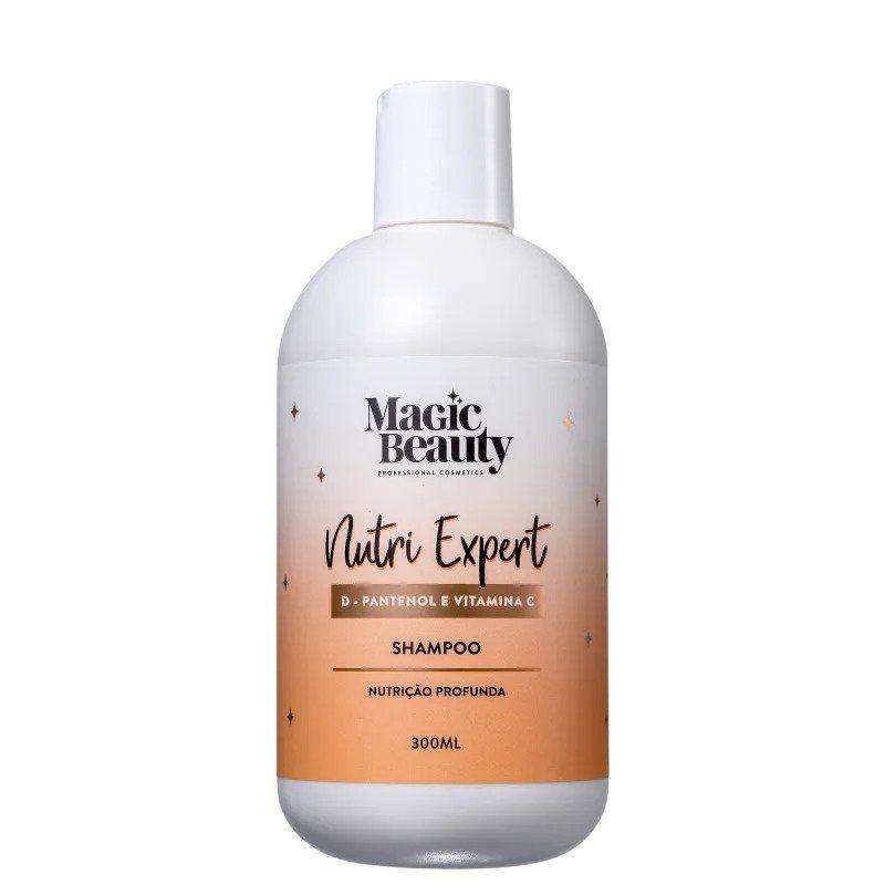MAGIC BEAUTY Nutri Expert - Shampoo 300ml