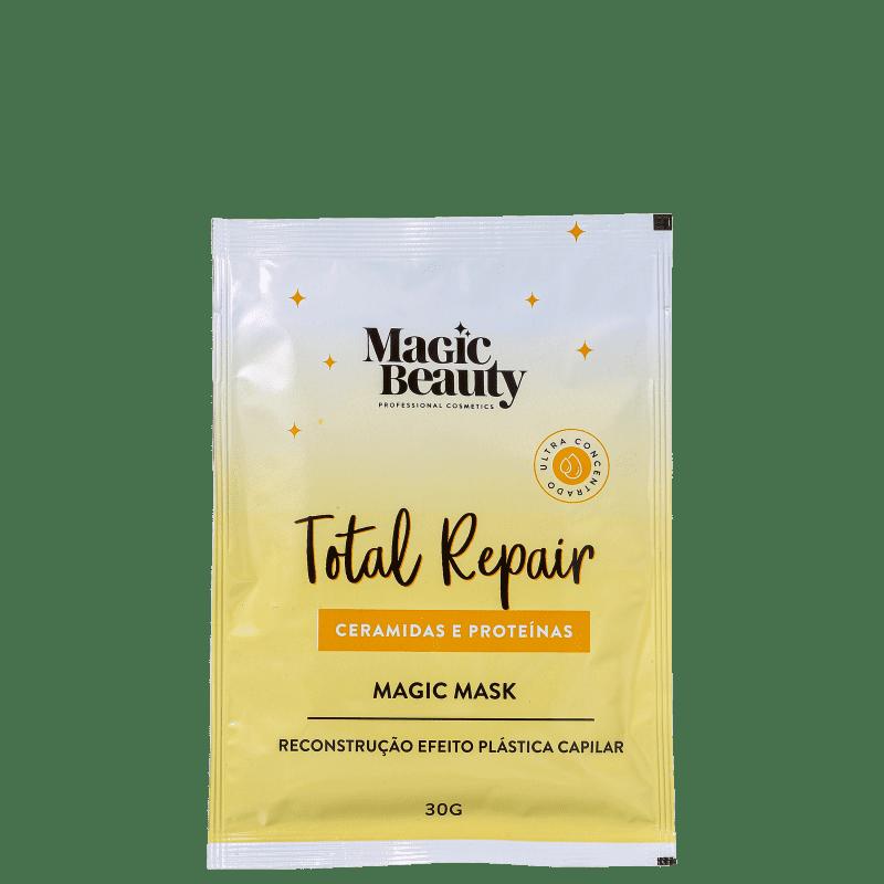 MAGIC BEAUTY Total Repair - Máscara Capilar Sachê 30g
