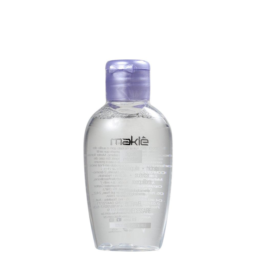 Makiê Água Micelar - Tônico Facial 60ml