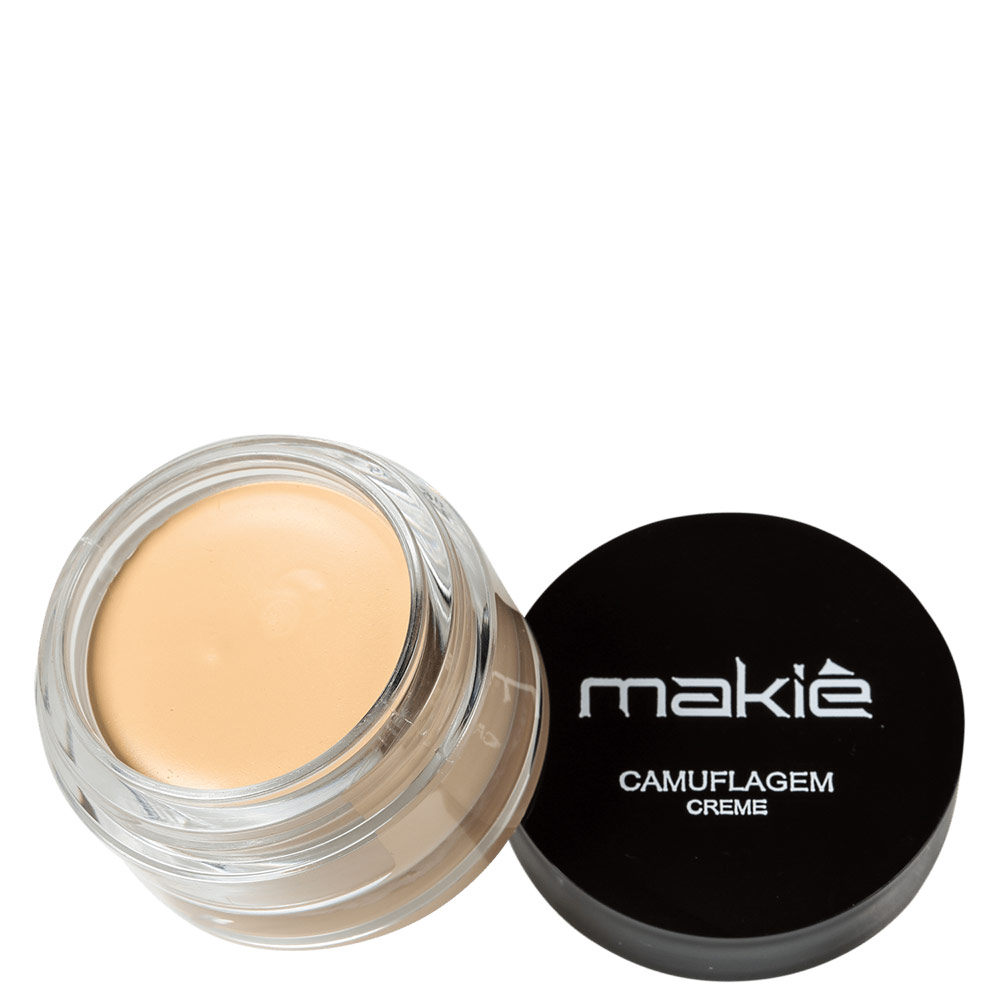 Makiê Camuflagem Creme Vanilla - Corretivo 17g
