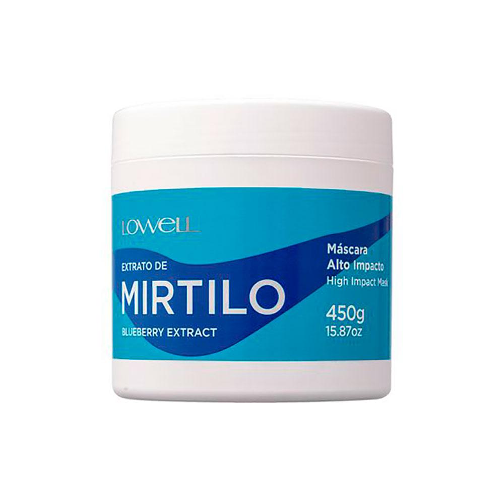 Máscara de Hidratação Lowell Extrato de Mirtilo 450g