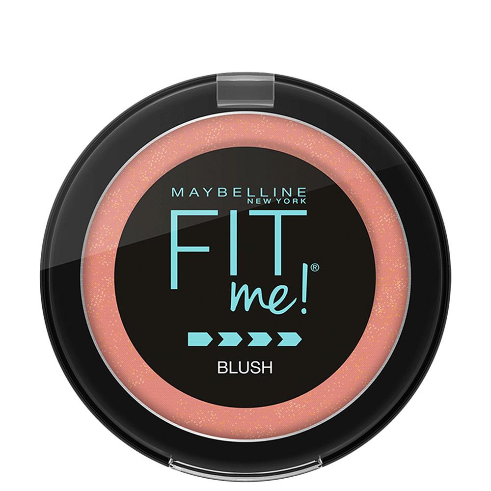 Maybelline Fit Me! Rosa - Blush em Pó 4g