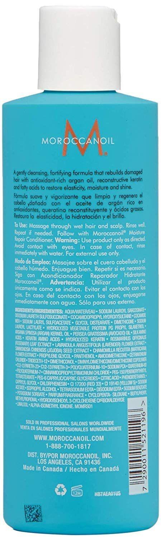 MOROCCANOIL Moisture Repair - Shampoo Reparador 250ml
