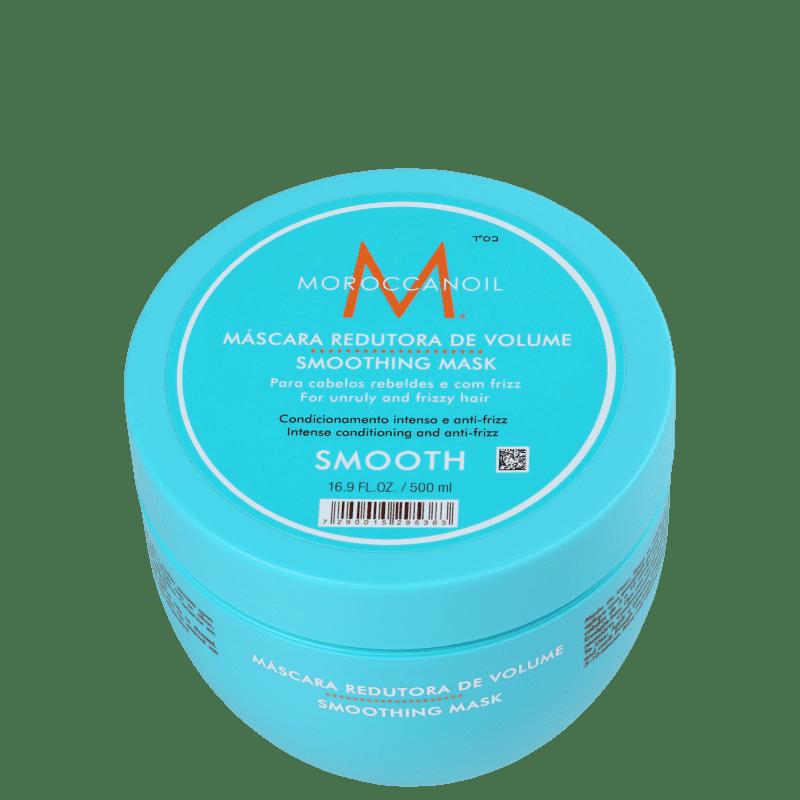 MOROCCANOIL Smooth Mask - Máscara de  Nutrição 500ml