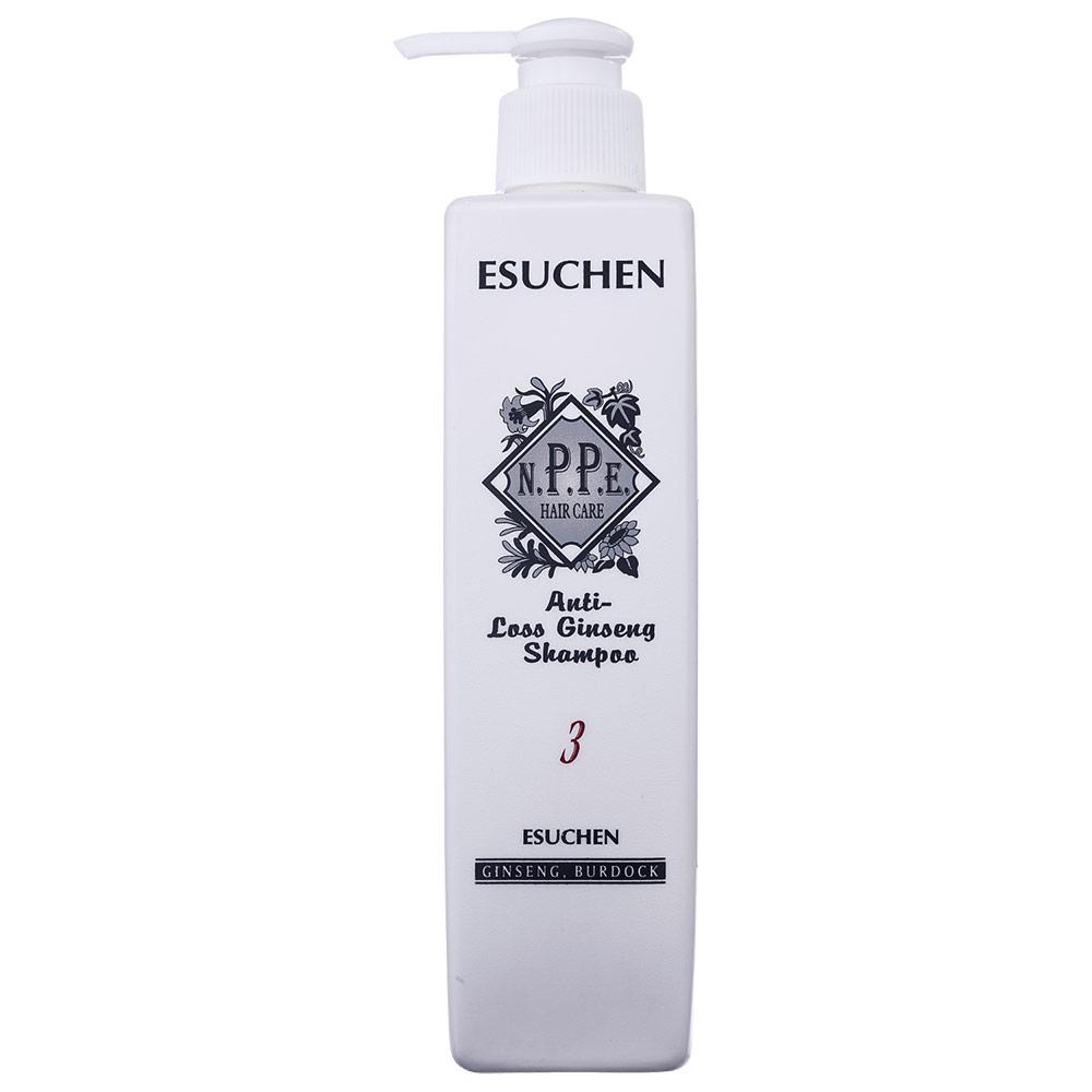 N.P.P.E. Herbal Nº 3 Anti-Loss Ginseng - Shampoo Antiqueda 250ml