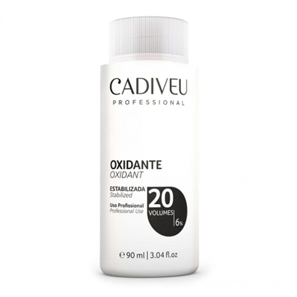 Oxidante 20 Volumes 90ml Cadiveu