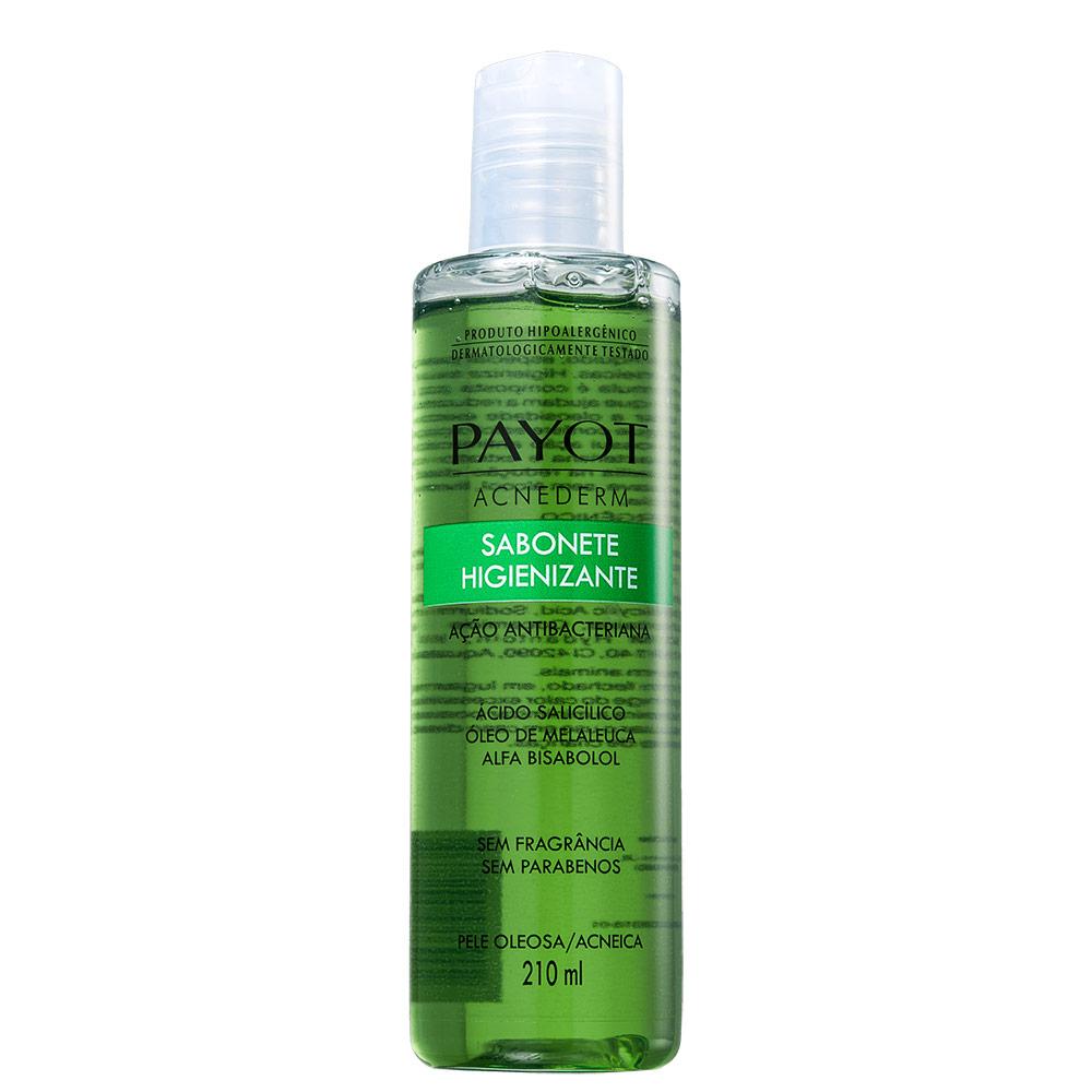 Payot Acnederm Higienizante - Sabonete Líquido Facial 210ml