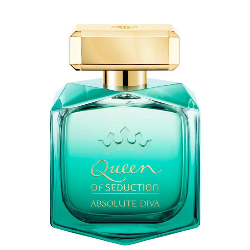 Queen of Seduction Absolute Diva Antonio Banderas Eau de Toilette - Perfume Feminino 80ml
