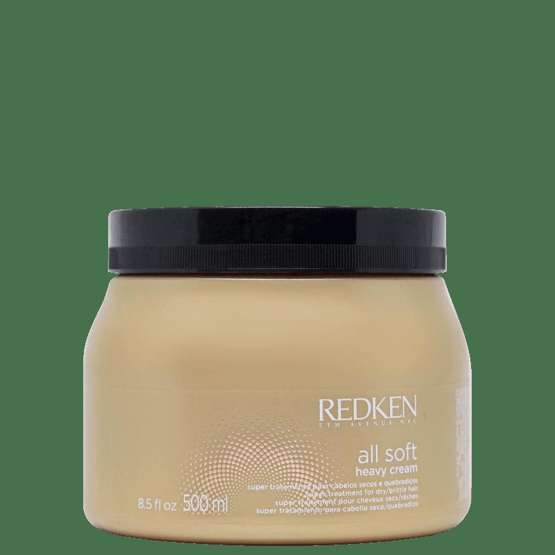 REDKEN All Soft Heavy Cream - Máscara de Hidratação 500gr