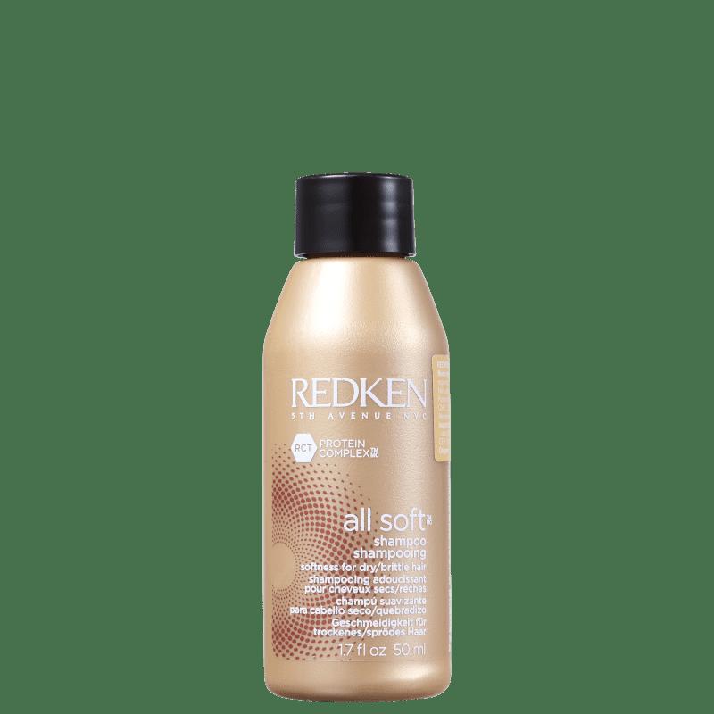 REDKEN All Soft Mini - Shampoo 50ml