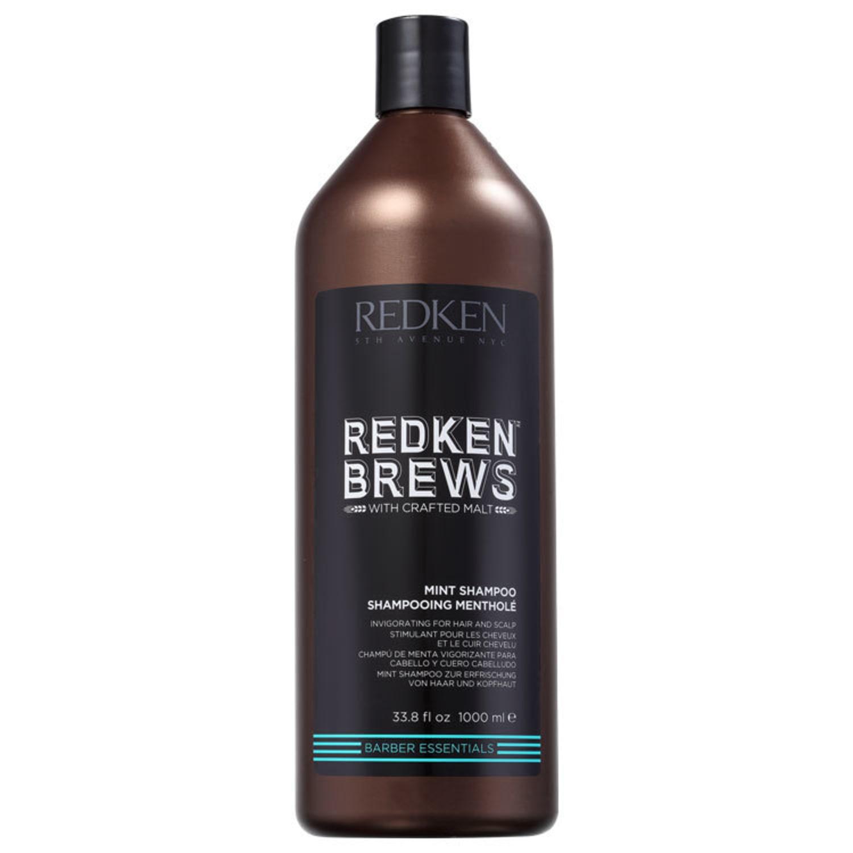 Redken Brews Mint - Shampoo 1000ml