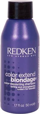 REDKEN Color Extend Blondage - Shampoo Matizador 50ml