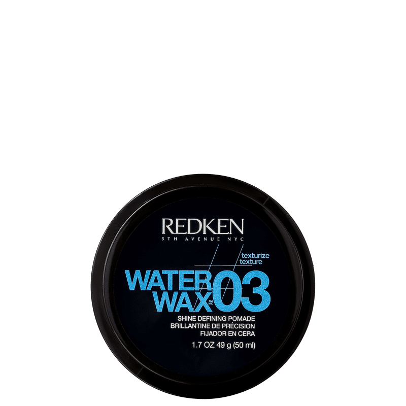 REDKEN Styling Texturize Whater Wax 03 - Pomada - 50ml