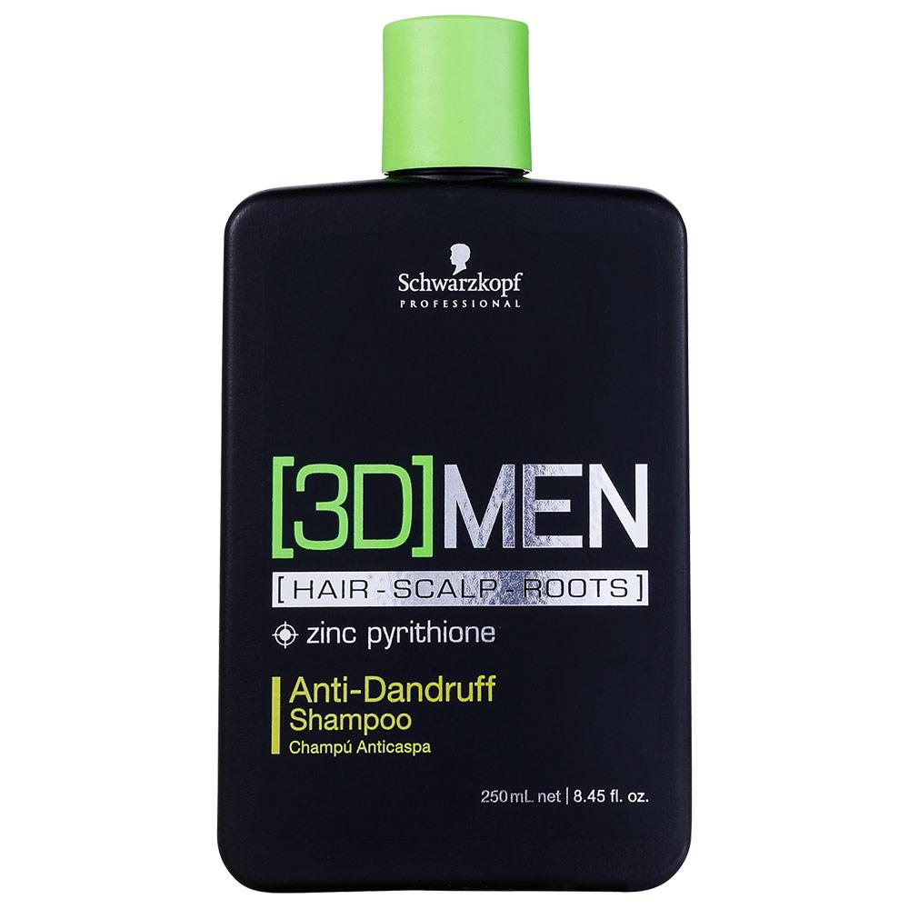 Schwarzkopf Professional 3DMension Anti-Dandruff - Shampoo 250ml