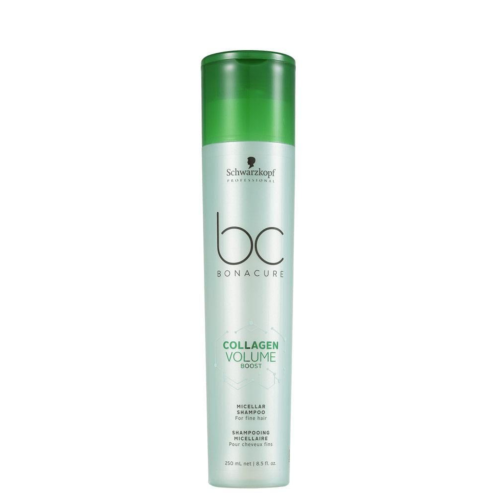 Schwarzkopf Professional BC Bonacure Collagen Volume Boost - Shampoo 250ml