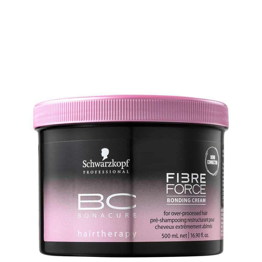 Schwarzkopf Professional BC Bonacure Fibre Force Bonding Cream - Máscara Capilar 500ml