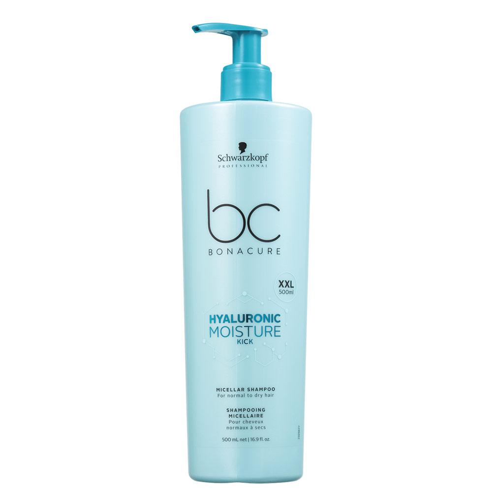 Schwarzkopf Professional BC Bonacure Hyaluronic Moisture Kick Micellar - Shampoo 500ml