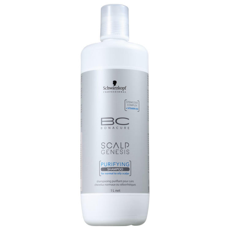 Schwarzkopf Professional BC Bonacure Scalp Genesis Purifyng - Shampoo 1000ml