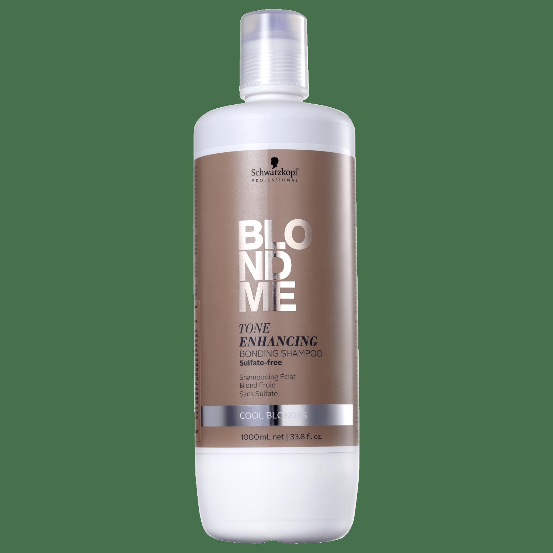 Schwarzkopf Professional BlondMe Tone Enhancing - Shampoo 1000ml